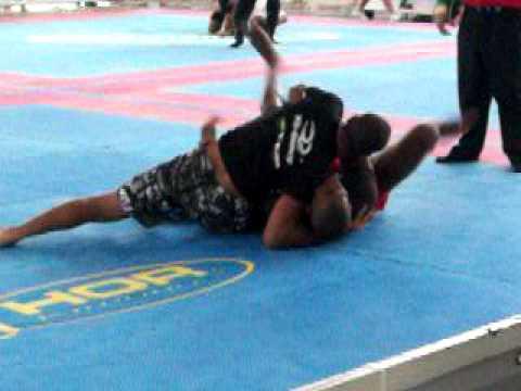Fabricio Araujo Mestre Wilson vs Marcio Soul Fight