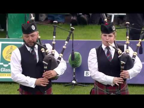 Vale of Atholl | Medley @ 2017 World Pipe Band Championships