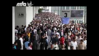 Moments of Jalsa - Friday - Jalsa Salana 2012 Germany - Ahmadiyya Muslim Islam