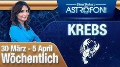Monatliches Horoskop zum Sternzeichen Krebs 30 März-5 April 2015