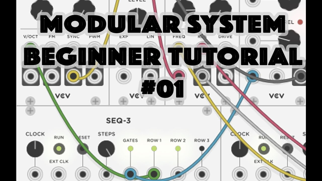 Free, Open Source Modular Synth Software Lets You Create 70s & 80s