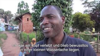 """Abdoulaye Moussa: """"Sie dachten, ich sei tot und liessen mich liegen"""""""