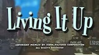 Jack Carey Swing dances in 'Living It Up' (1954) plus many others