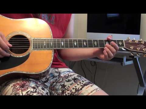 Adding fills between your Chords Lesson