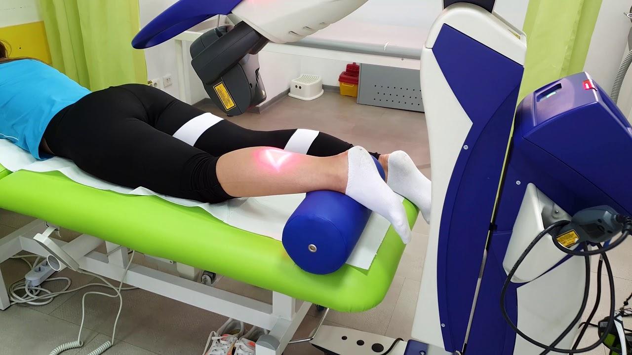 artroza tratamentului cu laser pentru picior când durerea dispare după înlocuirea șoldului