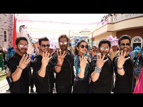 Golmaal Title Track song video #for status...