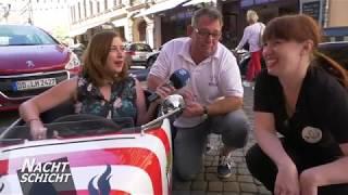 Nachtschicht: Erkunde die Neustadt mit dem Hot Rod