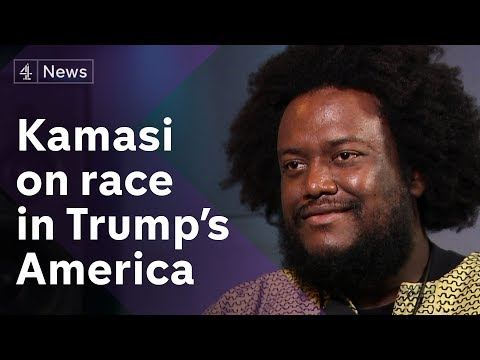 Kamasi Washington on Kendrick Lamar and...