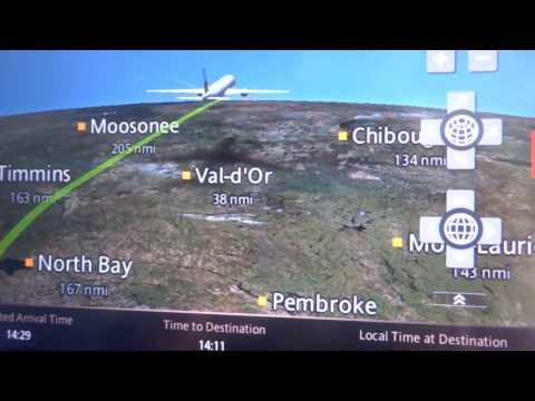 Toronto-Hong Kong flight AC15 多倫多-香港加航航班: Baffin Is; Lake Baikal/озеро Байкал, Hunan 湖南 2017-02-11