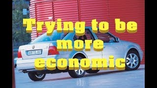 Trying to minimize my car emissions [is hard, very hard]