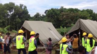 Disaster Response Course Bangladesh Scout - Training Video part 01