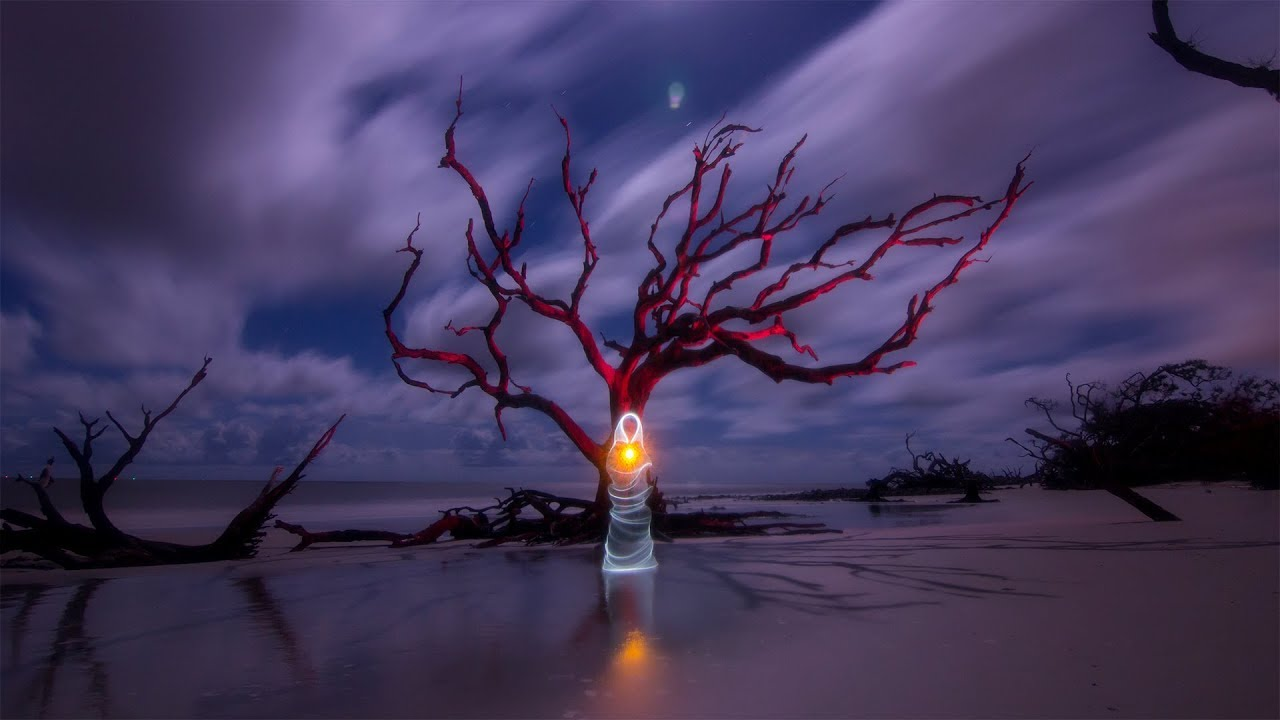 Light Painting Tutorial How To Paint A Ghost