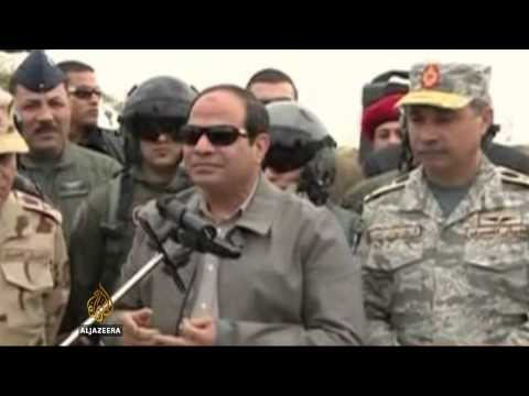 Sisi denies civilians were killed in Libya air strikes