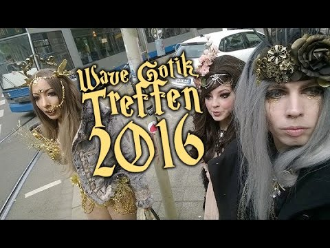 Wave Gotik Treffen 2016 (by Reikon DeVore)