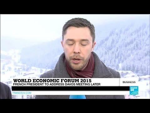 Davos 2015 - Tech Mahindra: France needs 'business-friendly policies'