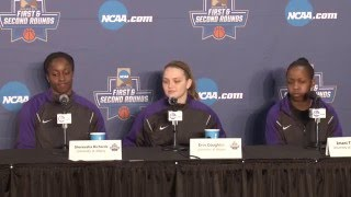 Women's Basketball | Albany Players Presser