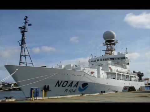 NOAA Ship RON BROWN