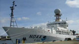 NOAA Ship RON BROWN