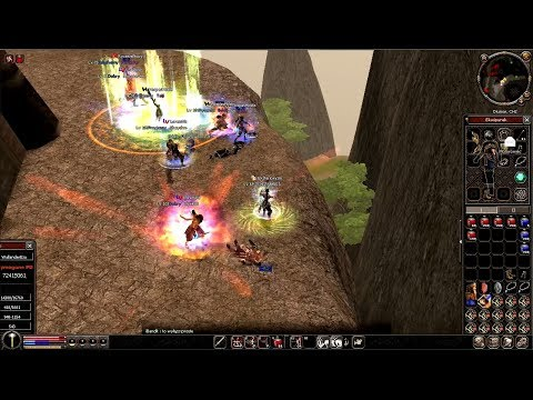 Metin2.PL Diumar - Archer, Body, Mental (69lvl) vs. PvP #006