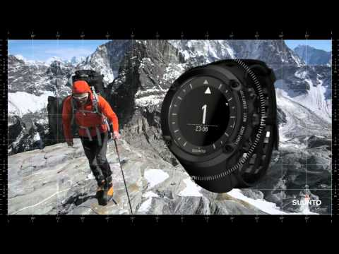 Suunto Ambit specialized outdoor functions