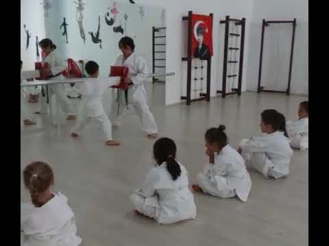 Karate Dersleri başladı 🎎