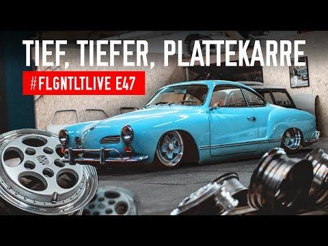 VW Karmann Ghia Und Typ3 Variant Von Plattekarre | Teil 1 |  FLGNTLT E47