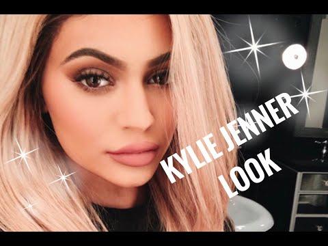Kylie Jenner Look! (BLONDE WIG)