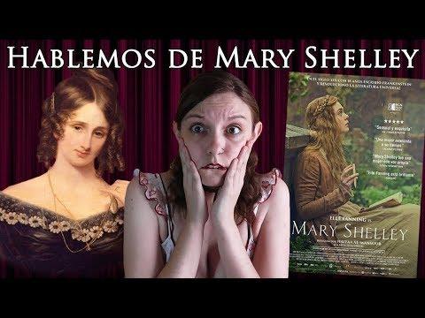 Hablemos de Mary Shelley | Película 2018 y vida real de la autora ✞ El Lado Oscuro ✞
