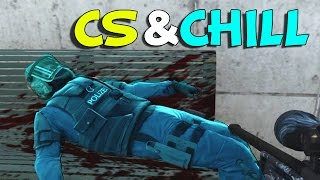 OMG I WATCH YOU!! | CS:GO Funny Moments - The Kind Chronicles #12