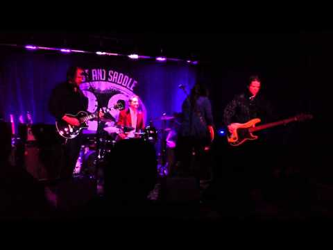 Beretta 76 - LIVE [mini-clip #1], Boot & Saddle, Phila., PA 2/7/15