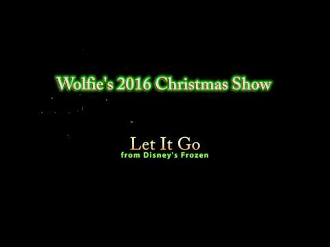 Christmas 2016   Let it Go