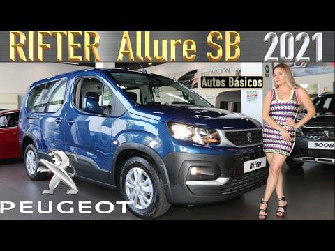Peugeot Rifter 2021 el que no conoce a cualquier santo le reza