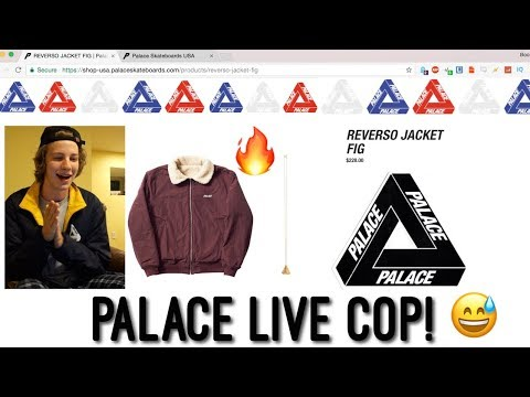 Palace Winter 2017 Drop Live Cop! Did We Cook?