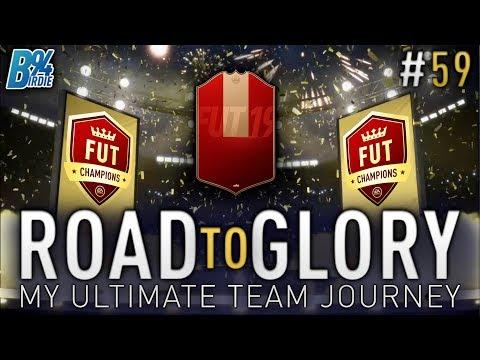 CAN WE GET SIF POGBA??? FUT CHAMPS REWARDS!!! FIFA 19 RTG #58 thumbnail