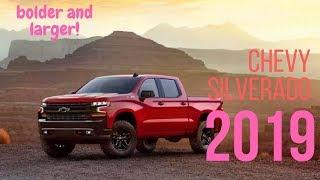 CHEVY SILVERADO 2019 A BRAVE REVIEW