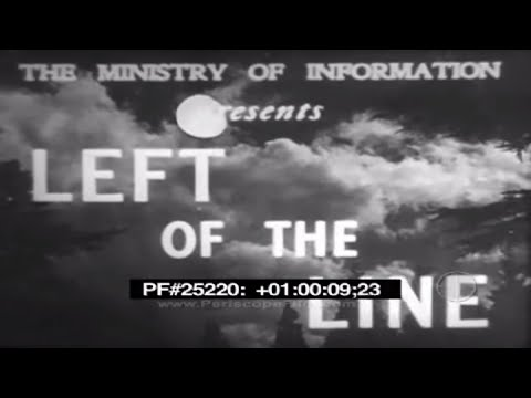 Left of the Line - Brussels, WWII 25220