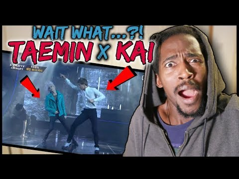 DANCER REACTS TO TAEMIN X KAI PRETTY BOY BFFs' Collaboration   Exo's Kai And Taemin Dancing!!😱