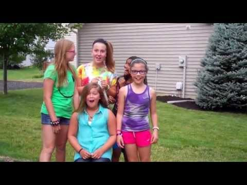 Surprising Tweens with One Direction Tickets!