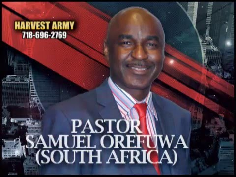 CHINA Distress; AFRICA Revival; THE GREAT GATHERING; The DAY; The BRIDGE;
