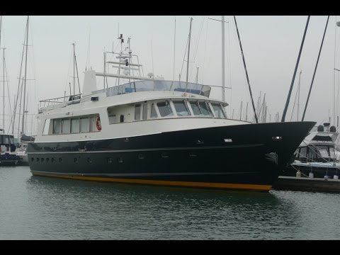 24.3 Metre T.S.D.Y. (DALVINA) - Yacht for Sale - Berthon International Yacht Brokers