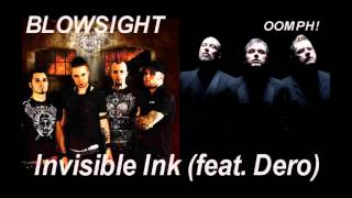 BLOWSIGHT - Invisible Ink feat. Dero (Oomph!)