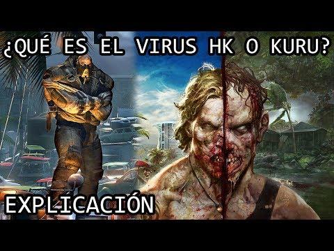 ¿Qué es el Virus HK? EXPLICACIÓN | El Virus HK de Dead Island y Todos los Zombies EXPLICADOS