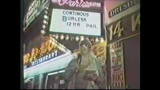 1980's Live-Sex show performers in Times Square