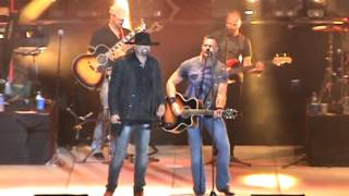 Montgomery Gentry -  Somethin' To Be Proud Of @ Dodge County Fair 2016