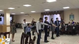 Киевка (карагандинская область),юбилей,флэшмоб. 01.3.16