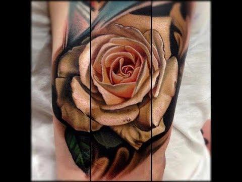 Tattoos Top 100 Roses