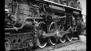 Fire Steam and Smoke Nickel Plate Road 765 Berkshire Steam Locomotive series