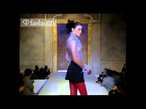 FLASHBACK: Dice Kayek Spring/Summer 1997 RTW Runway Show | Turkey Fashion Week | FashionTV