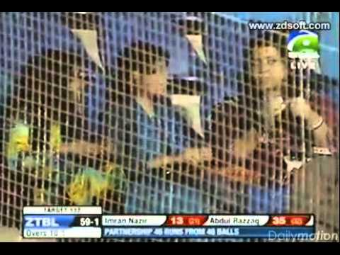 Ramadan T20 Cup 2013 Khan RL v ZTBL at Karachi - Jul 20, 2013