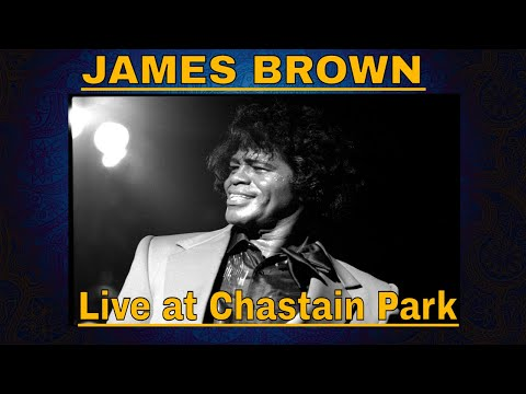 🎤 James Brown || Live at Chastain Park || High Quality Sound 🎵🎼
